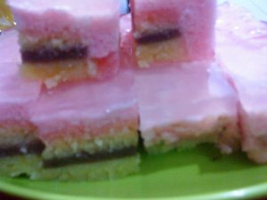Brownies kukus Japan Jelly
