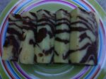 Zebra Puding Cake