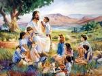Yesus-dan-anak-anak