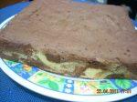 cake zebra kukus