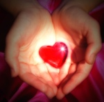hati seorang wanita