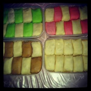 Pancake durian asli medan di manado - isi 10pcs (besar)