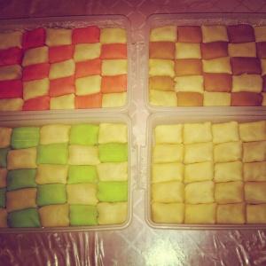 Pancake durian asli medan di manado - isi 25pcs (mini)